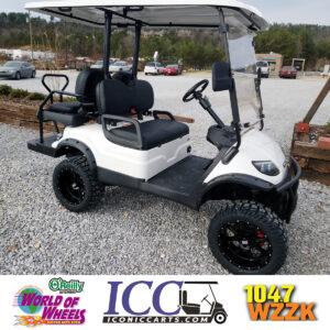 Iconic Custom Carts Giveaway