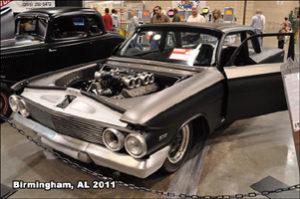 """2011 Steve Chivington, 1961 Chevy """"Impaler"""""""