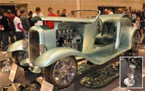"2012 Richard & Paige Udell, 1932 Ford Roadster ""Timeless"""