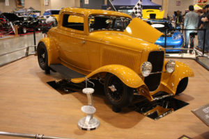 2013 Phil & Debbie Becker, 1932 Ford Coupe