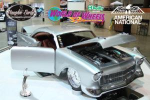 2019 Johnny Martin, 1957 Chevrolet 150 Hardtop